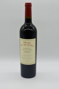 Gibson Old Vines Collection Grenache 2004