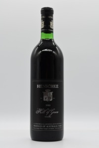 Henschke Hill Of Grace Shiraz 1990