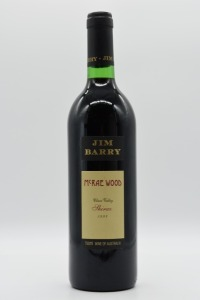 Jim Barry McRae Wood Shiraz 1998