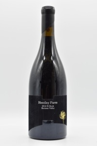 Hentley Farm H Block Shiraz Cabernet 2012