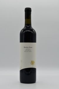 Hentley Farm A2 Block Shiraz 2016