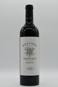Welland Old Hands Shiraz 2018